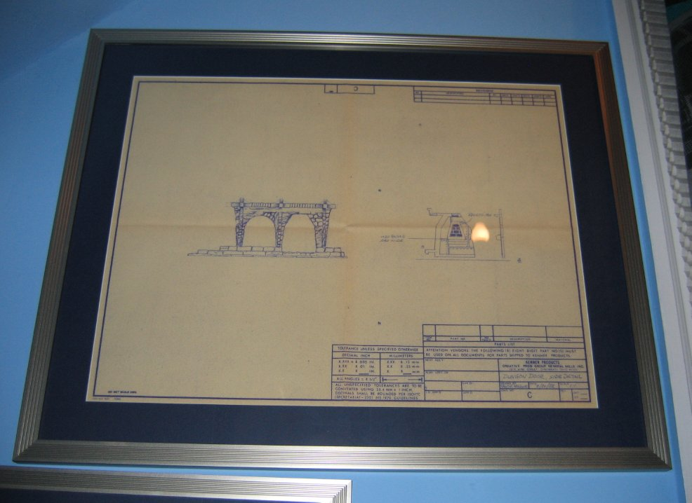 Framing limelight thread page 13 similar to the pencil design sketch the blueprint to the jabba boiler room uses a frame and mat that draw out malvernweather Image collections