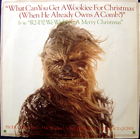 what can you get a wookie for christmas bw r2 wish you a merry christmas tan ring star wars collectors archive - What Do You Get A Wookie For Christmas