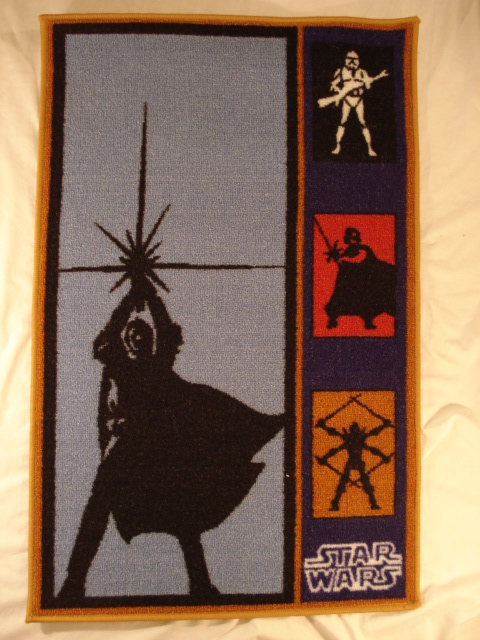 Star Wars Bath Mat