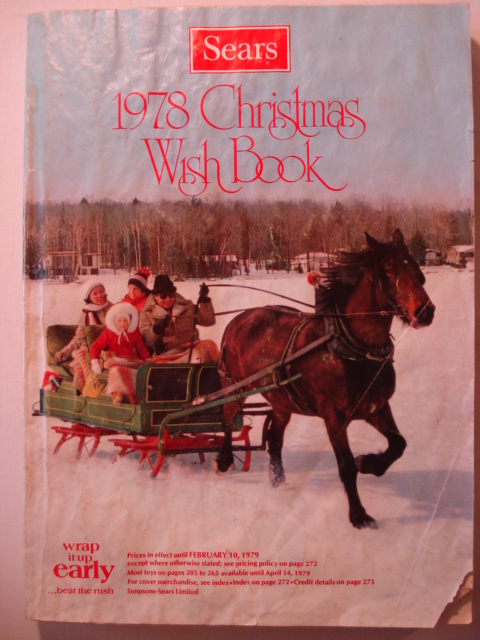 sears 1978 christmas catalog star wars collectors archive - Sears Christmas Catalog