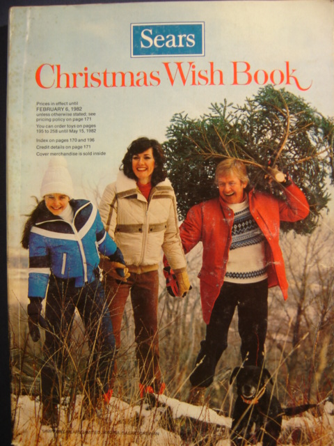 Sears Christmas Catalog.Sears 1981 Christmas Catalog Star Wars Collectors Archive