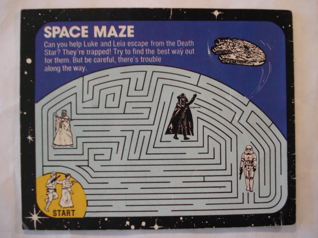 Star Wars Mazes Printable | Apps Directories