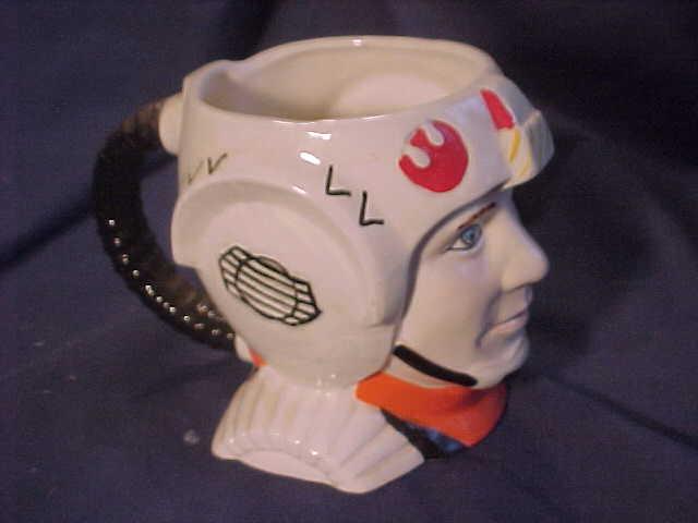 Figural Luke Mug Star Wars Skywalker Collectors Archive qUzMSVp