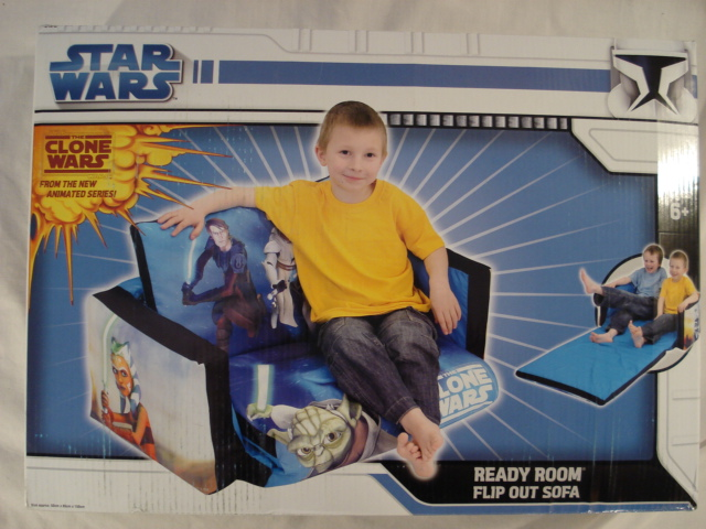Ready Room Flip Out Sofa - Star Wars Collectors Archive