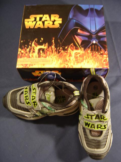 Yoda Tennis Shoes