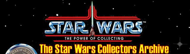 Star Wars Collectors Archive
