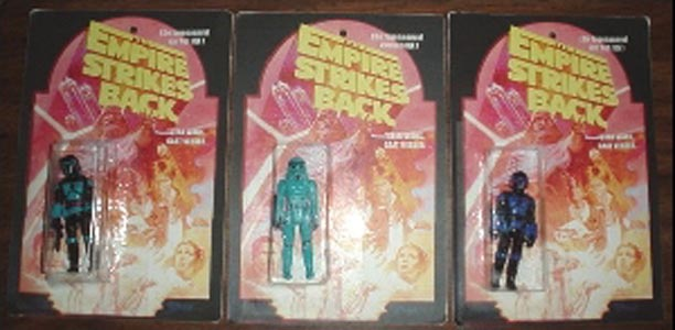 Fake Star Wars Figures