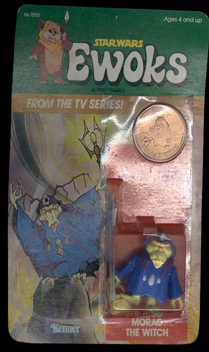 ewoks morag unproduced figure