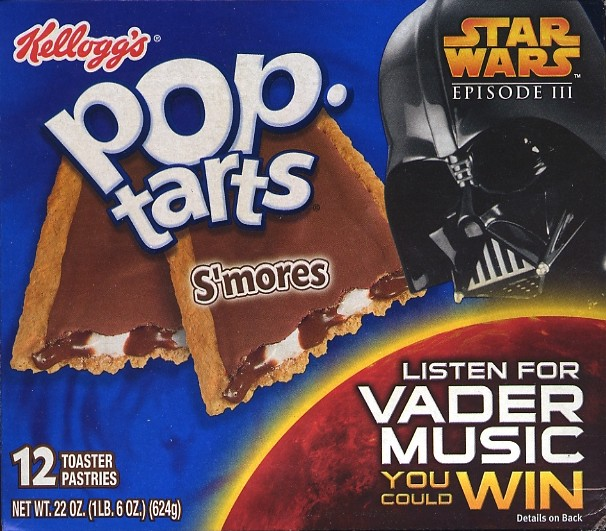 Mores Frosted Pop-Tarts 12-Pack - Star Wars Collectors Archive