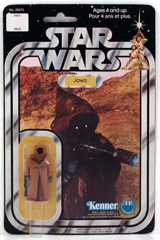 Star Wars 12 Back Jawa Vinyl Cape Star Wars Collectors