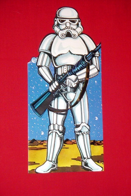 Die cut stormtrooper art have a happy birthday darth vader wants die cut stormtrooper art have a happy birthday darth vader wants it that way birthday card star wars collectors archive bookmarktalkfo Images