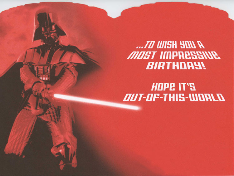 Darth vader long have i waited for this moment birthday card darth vader long have i waited for this moment birthday card star wars collectors archive bookmarktalkfo Choice Image