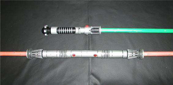 how to make a darth maul lightsaber advanced lightsabers