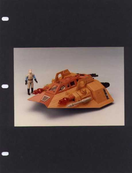 Boba Fett Loose variant – In depth discussion about discoloration and yellowing 85LineExt28Sandspeeder