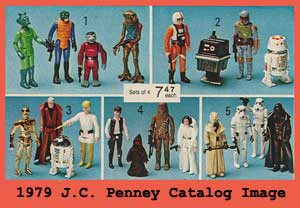 Christmas Mail Order Catalog.Guide To Mail Order Figure Packs