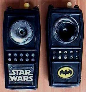 star wars walkie talkies instructions