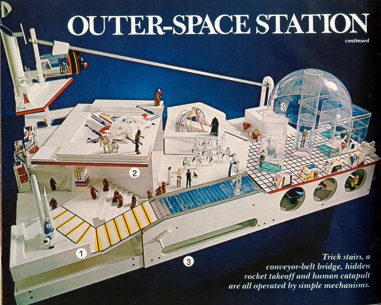 outer space station health - photo #32