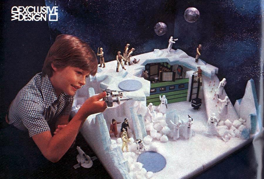 Vintage Star Wars Playsets 55