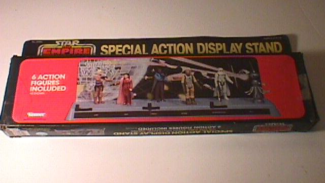 Special Offer Empire Strikes Back Action Display Stand Star Wars Enchanting Star Wars Action Figure Display Stand