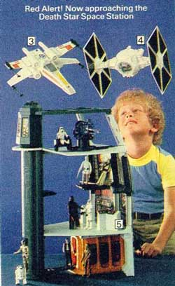 Kenner Toys - Death Star Space Station