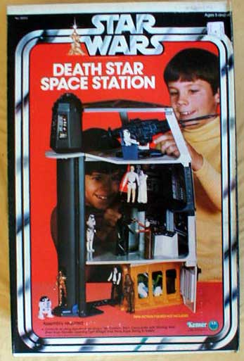 Death Star Space Station - Star Wars Collectors Archive