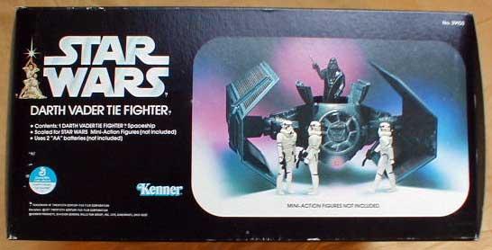 Kenner Toys Darth Vader Tie Fighter