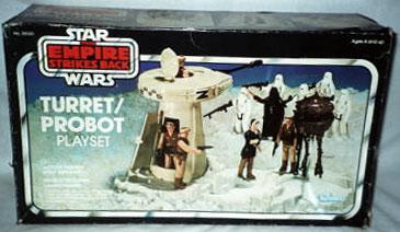 "PICK ONE LEG for 6/"" PROBE Droid Turret /& Probot Playset 1980 Vintage Star Wars"