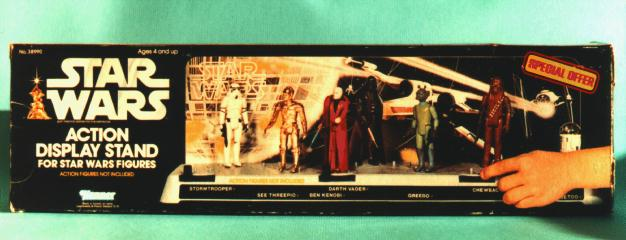Kenner Action Display Stand Best Star Wars Action Figure Display Stand