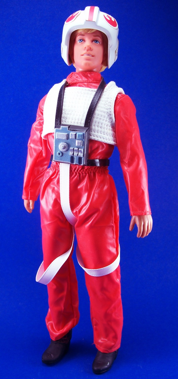 unproduced luke x-wing outfit for 12 u0026quot  figure