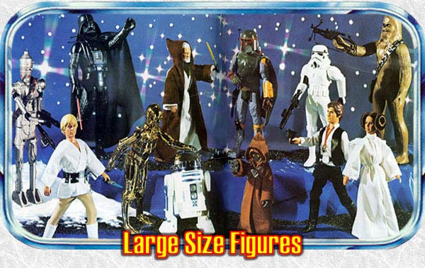 action wars sale figures for star Vintage